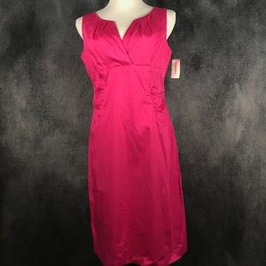 NWT Gorgeous bright pink dress